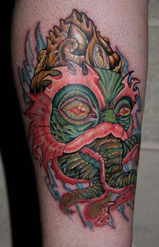 London Custom Tattoo. London Custom Tattoo