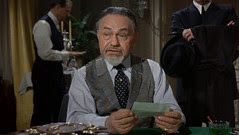 Edward G. Robinson as Lancey Howard