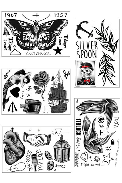 Harry Styles Tattoos & Meanings - A Complete Tat Guide