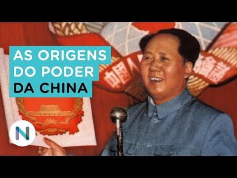 Até que ponto a China ainda é realmente comunista? Fontes: BBC e Nexo Jornal