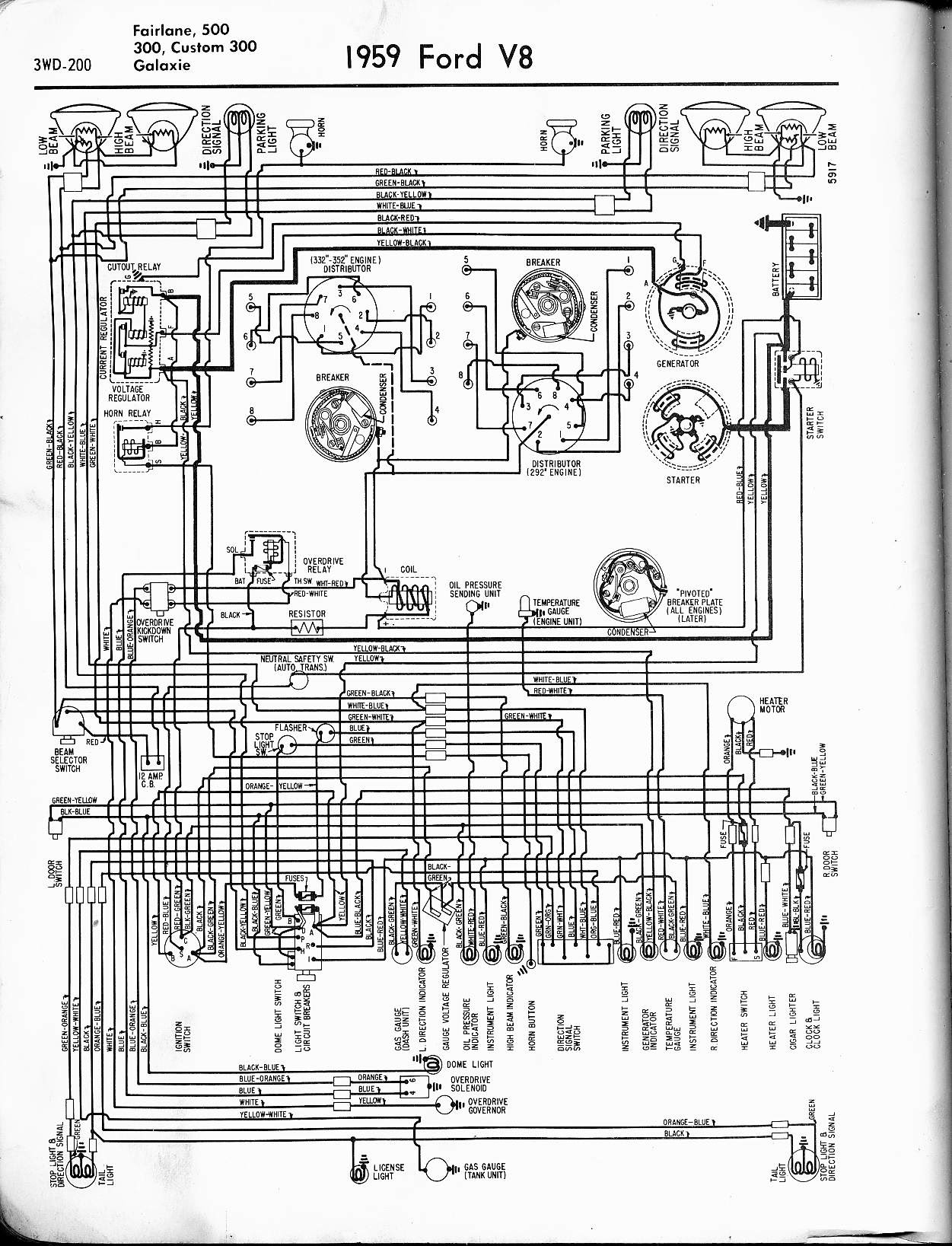 1969 Ford Fairlane Wiring Diagram Ship Engine Diagram For Wiring Diagram Schematics