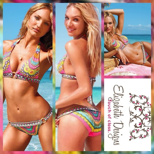 69% off Elizabeth Design Other - Brand new Ladies bikini from Carrie's closet on Poshmark