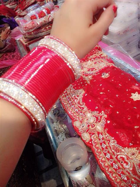 The 133 best images about Indian Wedding Chura and Kalire
