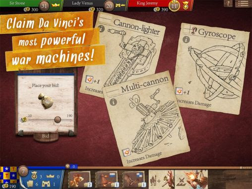Screenshots of the Magnifico for Android tablet, phone.