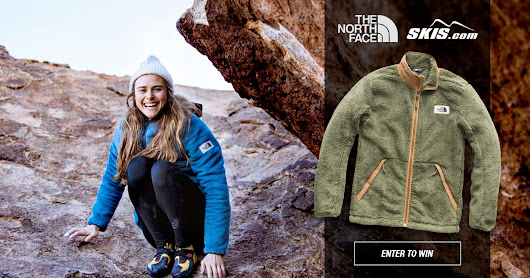 The North Face Campshire Jacket Giveaway | Skis.com