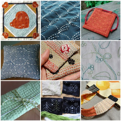 sashiko favorites...