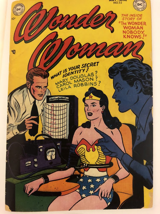 Truth in Advertising: Wonder Woman's Lasso of Truth | Pinstripe