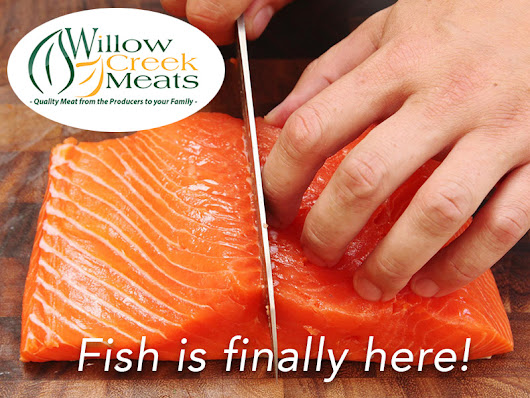 Seafood Products at Willow Creek Meats - Willow Creek Meat Official Website