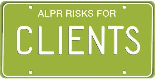 ALPR Putting Repossession and Recovery Clients At Risk