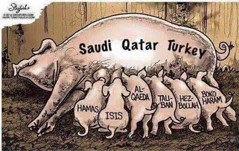 Αραβικές χώρες: σκόνη και θρύψαλα