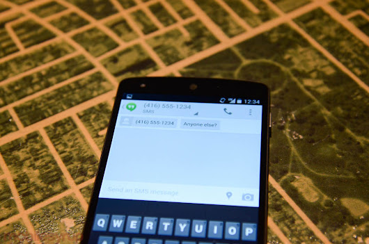 Google rolling out Hangouts and Keyboard updates that debuted on the Nexus 5 | MobileSyrup.com
