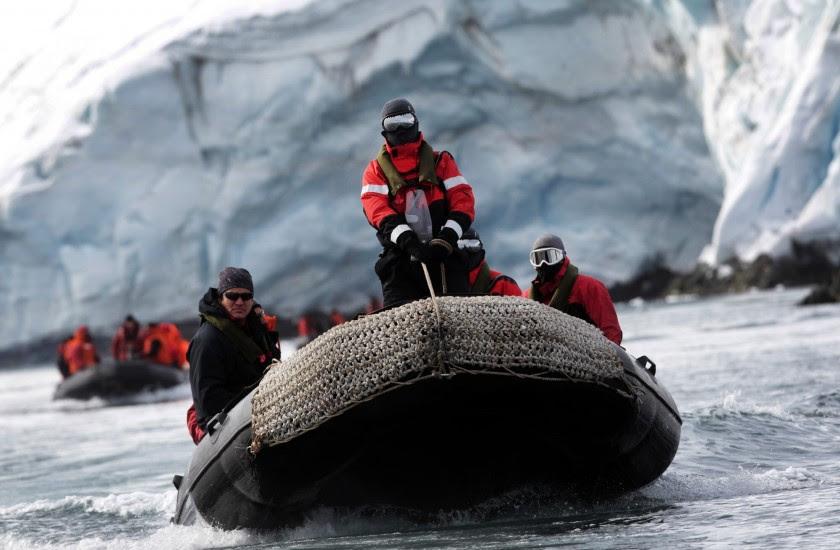 La exploración de la Antártica, una de las grandes apuestas estratégicas de Chile