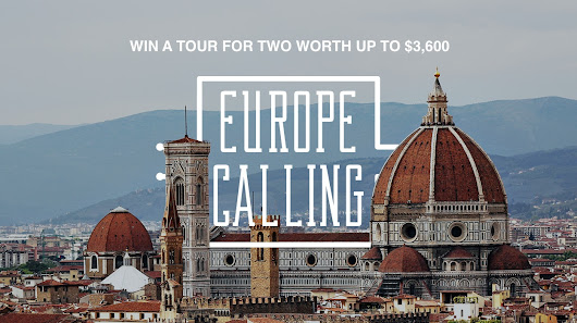 Europe is Calling!