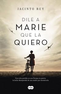 megustaleer - Dile a Marie que la quiero - Jacinto Rey