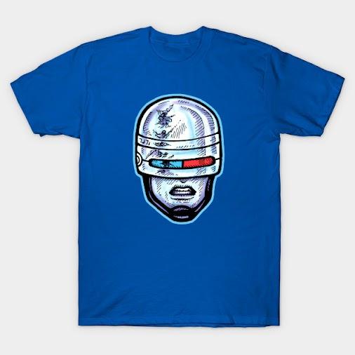 ROBOCOP SEES 3D T-Shirt: Movie t-shirt is $14 today at TeePublic: https://www.theshirtlist.com/robocop...
