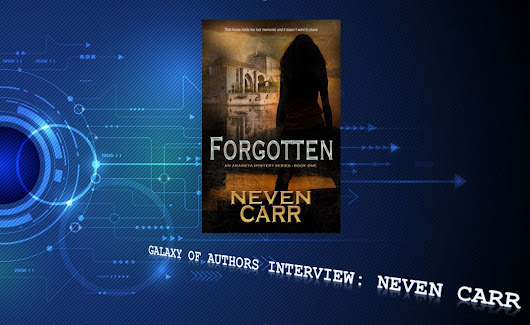 Neven Carr, Galaxy of Authors | jcsteelauthor.com