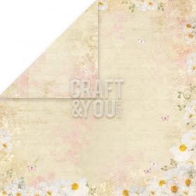 Papier dwustronny 30,5x30,5 Spring Garden 02