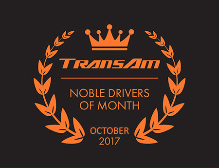 Drivers of the Month – October - TransAm Trucking