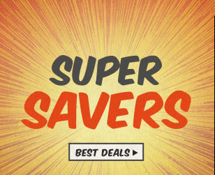 Super Savers - Best Deals