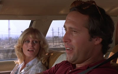 National Lampoon's Vacation (1983) starring Chevy Chase ...