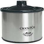Crock-Pot 16 Oz. Little Dipper Food Warmer - Silver 32041-C-NP