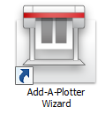 add a plotter wizard autocad troubleshoot