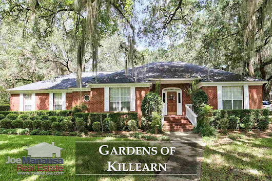 Gardens Of Killearn Listings And Housing Report July 2018