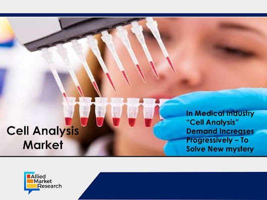 In Medical Field | Cell Analysis Market Demand Increases Steadily