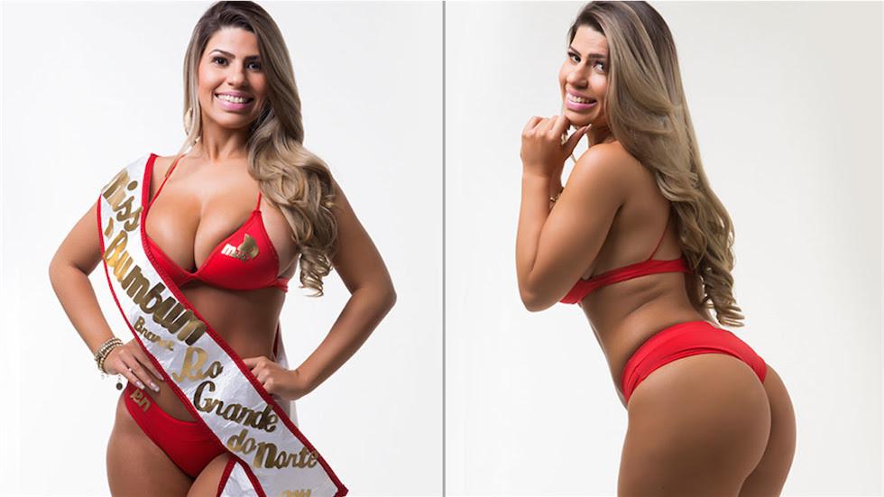 Miss Bumbum 2014 Rio Grande do Norte - Mundo Nerd Info