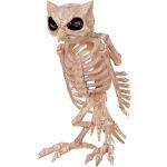 Skeleton Owl - 47125 - White - One Size