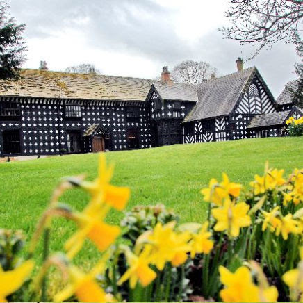 Spring Photography competition  - Samlesbury Hall
