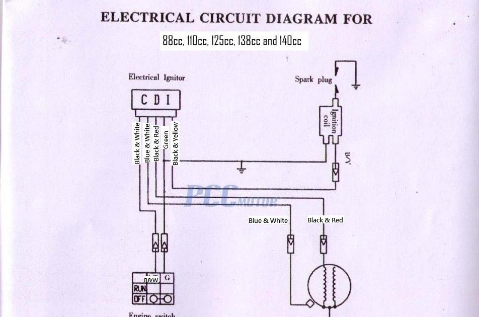 Wiring Diagram  30 49cc Pocket Bike Wiring Diagram