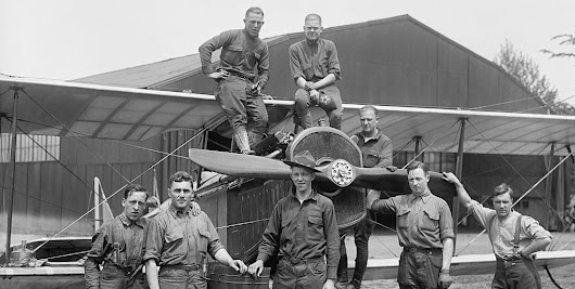 'A Suicide Club': How WWI Pilots Pioneered the Age of Airmail