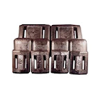 Arrow Weights Uncoated Lead Weight - 2lbs