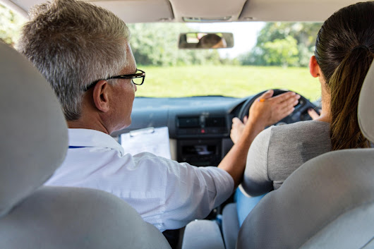 Learners are FOUR times more likely to pass their driving test if they are taught by their dad