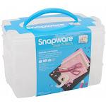 Snapware SNS6018 Snap n Stack Craft Organizer Medium Rectangle