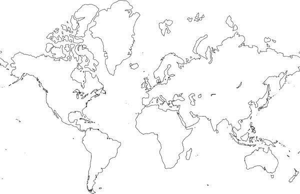 Image Result For Vintage World Map For Sale