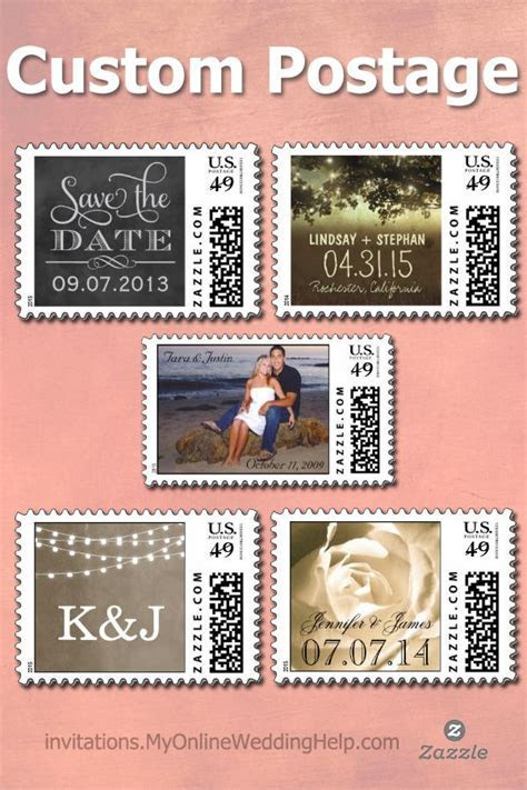 Best 25  Custom postage stamps ideas on Pinterest