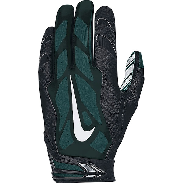Mens Philadelphia Eagles Nike NFL Vapor Jet 3.0 Authentic Gloves  NFLShop.com