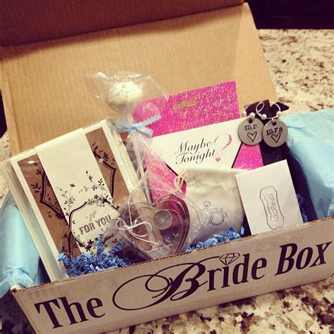 The Bride Box January 2014 edition!   the best wedding