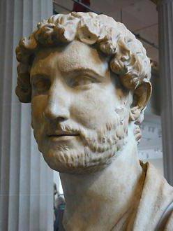 адриан римский император биография