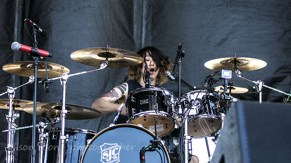 Tomoya, drums, One OK Rock