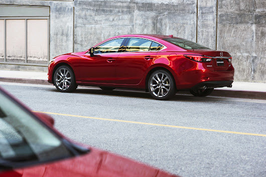 2017 Mazda6 wins New York Daily News Autos Award for Best Family Car | Inside Mazda