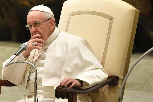 Pope reveals anti-stress secrets - and it's not prozac