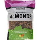 Kirkland Signature Dry Roasted Almonds - 2.5 lb pack