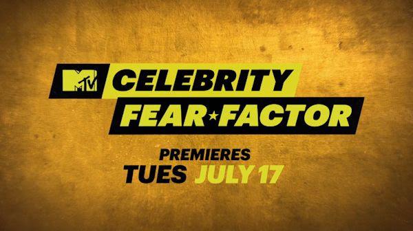 Celebrity Fear Factor