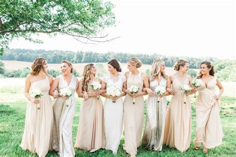 Find the Perfect Bridesmaid Dresses Based on Your Body
