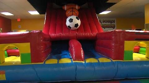 Mega Bounce Indoor Playground Danville Va