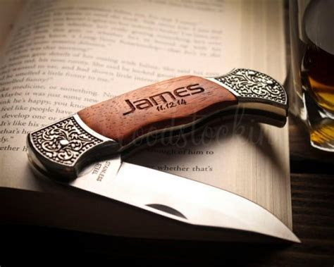 Personalized Knife Personalized Gift For Brother Best