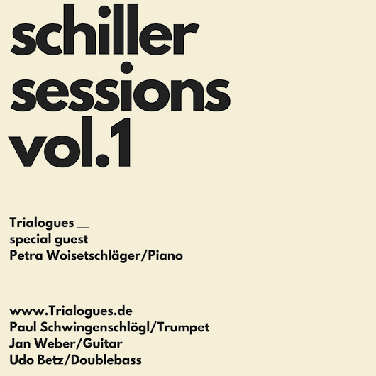 schiller sessions vol.I, by Trialogues feat. Petra Woisetschlaeger